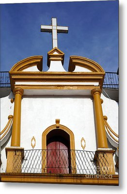 The Church Of Guadalupe 3 Metal Print