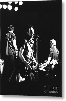 The Clash 1979 Metal Print