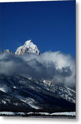 The Clearing Storm Metal Print