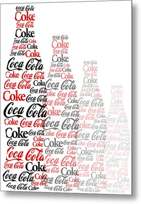 The Coke Project Metal Print