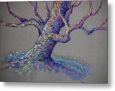 The Colors Of Life Metal Print by Billie Colson