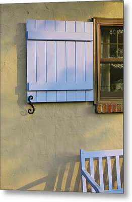 Metal Print featuring the photograph The Cottage by Jean Goodwin Brooks