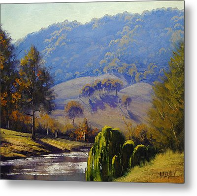The Coxs River Metal Print by Graham Gercken