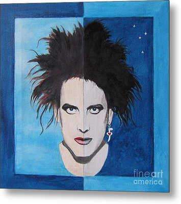 The Cure Metal Print by Jeepee Aero