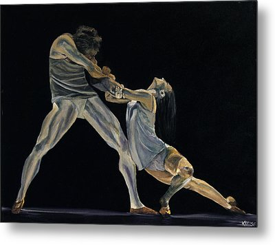 The Dance Metal Print by James Kruse