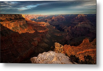 The Dawn Of A New Day Metal Print by Rick Furmanek