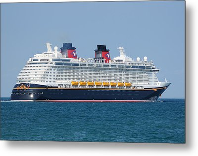 The Disney Dream Metal Print