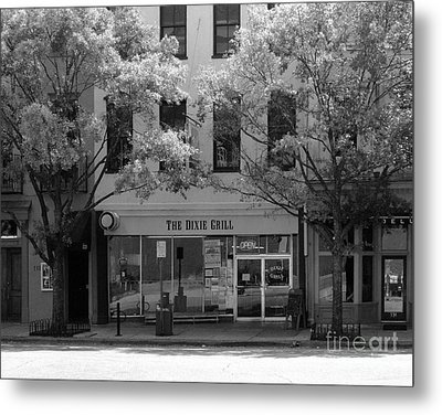 The Dixie Grill Metal Print