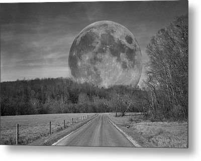 The Doctor's Light Four Of Four Metal Print by Betsy Knapp