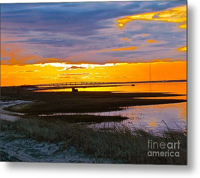 The Dream Of Sky Metal Print by Q's House of Art ArtandFinePhotography