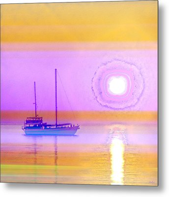 The Drifters Dream Metal Print