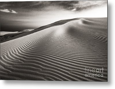 The Dune Metal Print by Sherry Davis