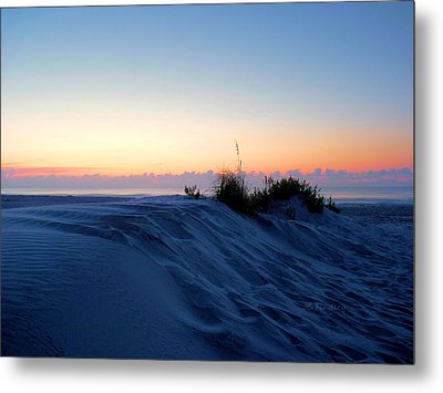 The Dunes Metal Print by JC Findley