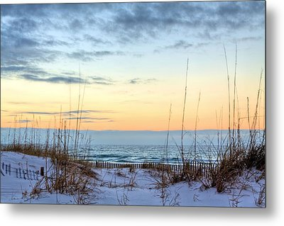 The Dunes Of Pc Beach Metal Print by JC Findley