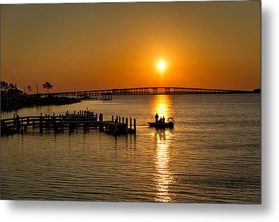 The Early Bird Metal Print by Tim Stanley