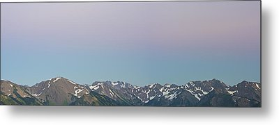 The Earth's Shadow Metal Print by Jon Glaser