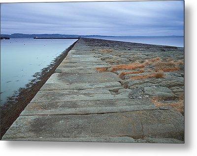 The Eastern Causeway Metal Print