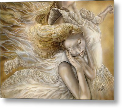 The Ecstasy Of Angels Metal Print