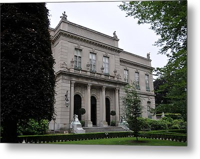The Elms  --  Newport Rhode Island  Metal Print