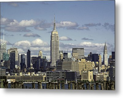 The Empire State Building 2 Metal Print