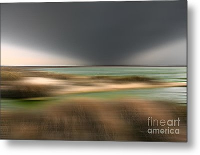 The End Of Time - A Tranquil Moments Landscape Metal Print by Dan Carmichael