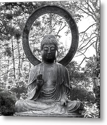 The Enlightened One Metal Print