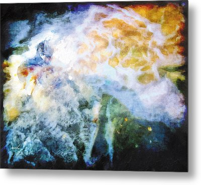 Metal Print featuring the photograph The Entanglement 3 by The Art of Marsha Charlebois