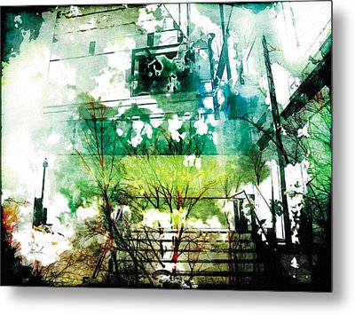 Metal Print featuring the photograph The Entanglement 6 by The Art of Marsha Charlebois