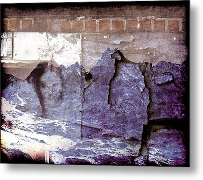 Metal Print featuring the photograph The Entangment 4 by The Art of Marsha Charlebois