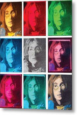 The Essence Of Light Metal Print by Jimi Bush