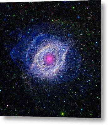The Eye Of God Metal Print