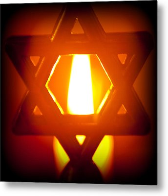 The Fire Within Metal Print