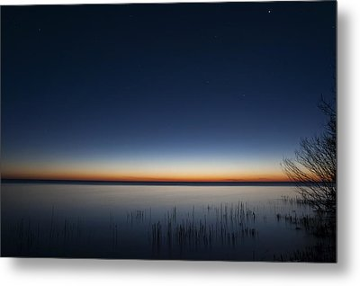 The First Light Of Dawn Metal Print by Scott Norris