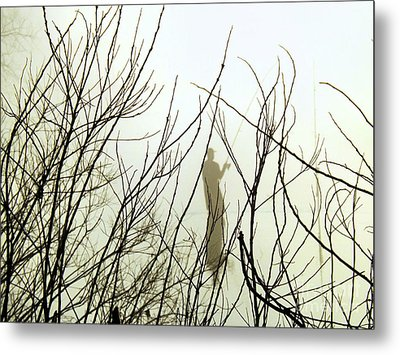 Metal Print featuring the photograph The Fisherman by Robyn King
