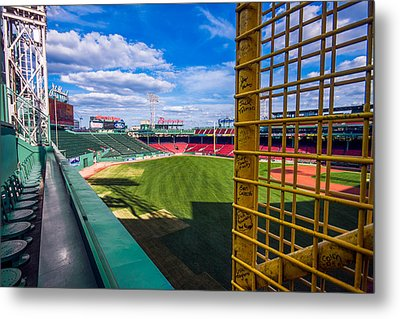 The Fisk Pole Metal Print by Tom Gort