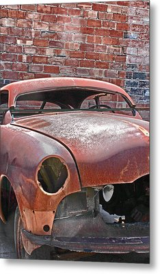 The Fixer Upper Metal Print by Lynn Sprowl
