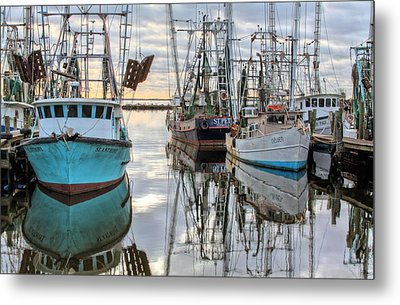 The Fleet Metal Print by JC Findley