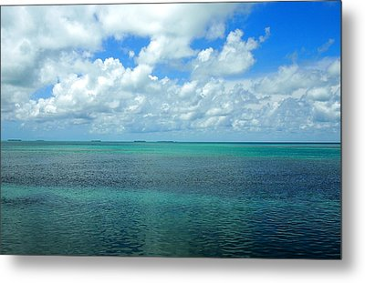 The Florida Keys Metal Print