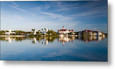 The Floridian Resort  Metal Print