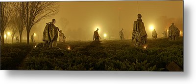 The Fog Of War #1 Metal Print