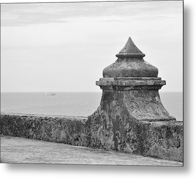 The Fort Metal Print