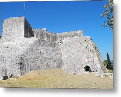 Metal Print featuring the photograph The Fort Never Fell by George Katechis