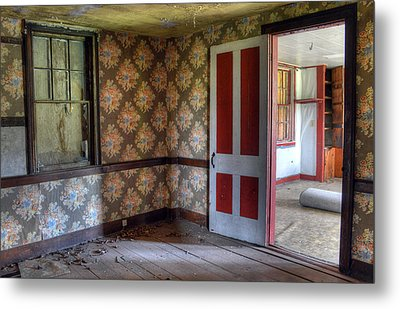 The Front Room Metal Print