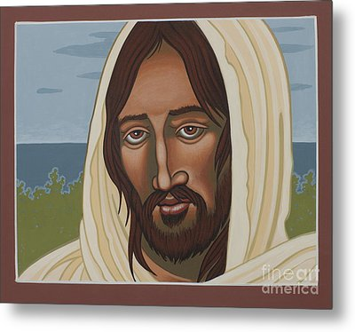The Galilean Jesus 266 Metal Print
