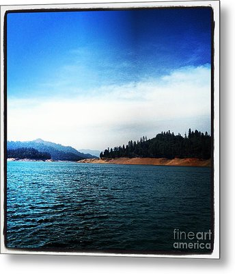 Metal Print featuring the photograph The Getaway by Luther Fine Art