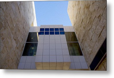 The Getty Museum #1 Metal Print