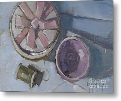 The Gift Metal Print by Mary Hubley