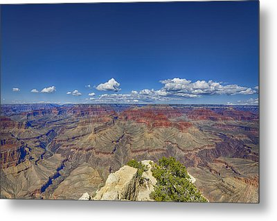 The Grand Canyon--another Look Metal Print by Angela A Stanton