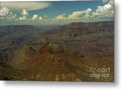 The Grand Canyon Metal Print by Lovejoy Creations