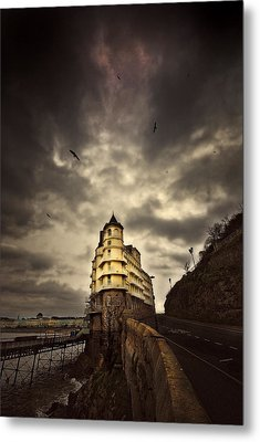 Metal Print featuring the photograph The Grand by Meirion Matthias